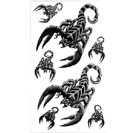 GRASHINE HOT - tatuaje adhesivos para hombre y mujer con diseño de ...