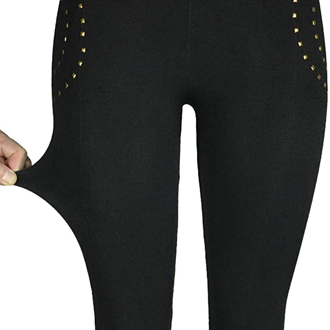 Leggings Cordones Leggings Mujer Tallas Grandes Pantalon Bombacho ...