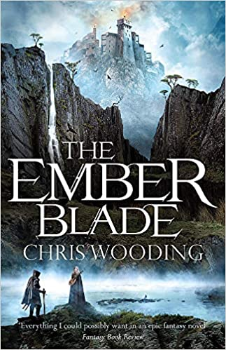 Amazon Fr The Ember Blade Chris Wooding Ba Livres