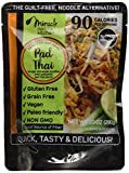 Miracle Noodle Kitchen - Pad Thai 280g (Pack of 6) Konjac Shirataki Noodles with Authentic Pad Thai Sauce