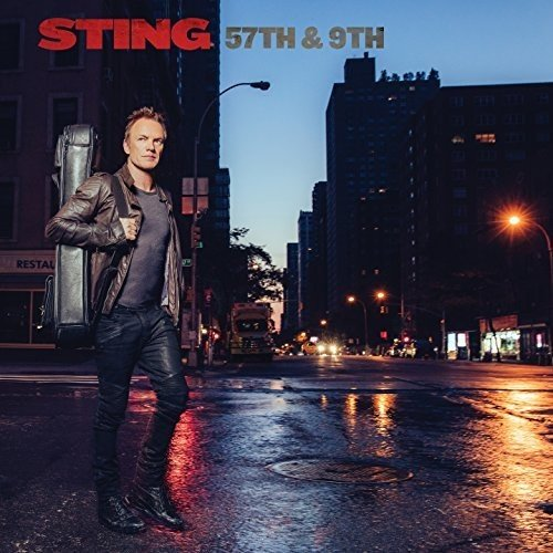 Sting - 57th And 9th - Deluxe Edition - CD - FLAC - 2016 - RiBS Download