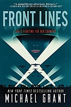Front Lines by [Grant, Michael]