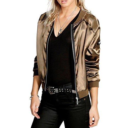 Silk Jacket Coat - 3
