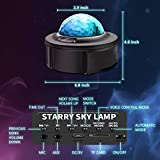 Star Projector Night Light Projector with LED