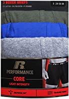 Russell - Men's Core Performance Boxer Briefs - 3-pack