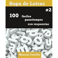 Sopa de Letras #2 (Volume 2) (Spanish Edition)