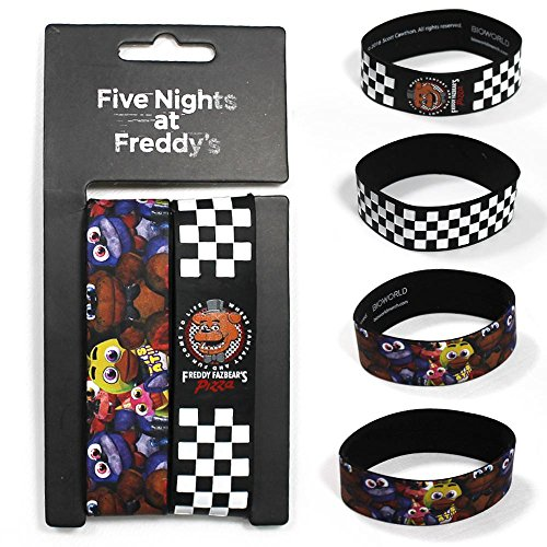 [4-Pack] Five Nights at Freddy