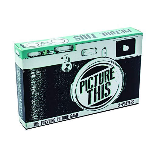 Picture This - The Puzzling Picture Card Game