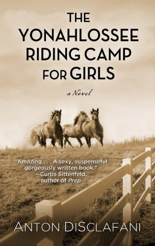 book cover of The Yonahlossee Riding Camp for Girls