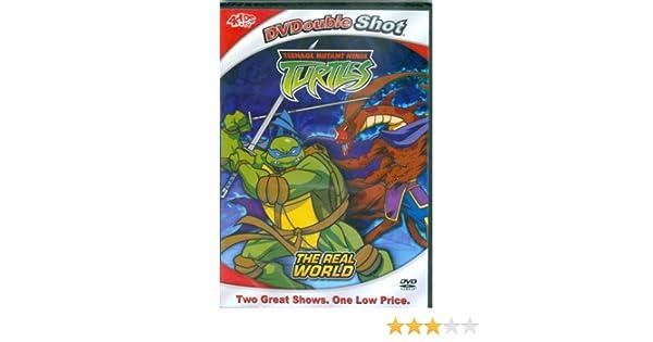 Amazon.com: Teenage Mutant Ninja Turtles-The Real World ...