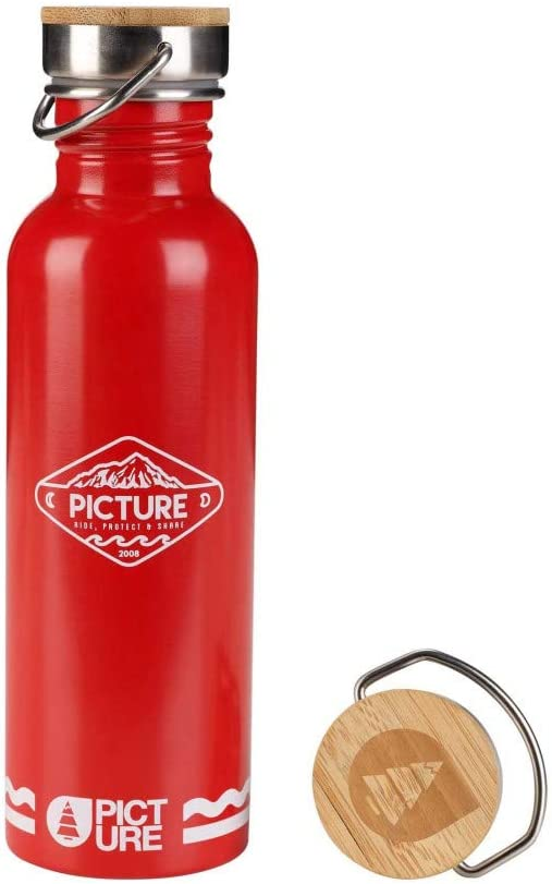 Picture Organic Bouteille Hampton S19 Red