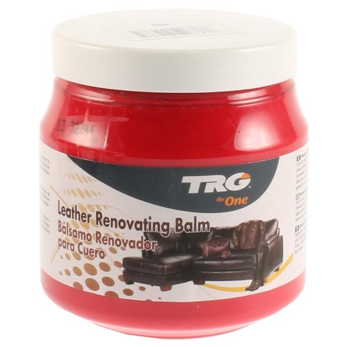 TRG Leather Renovating Red Balm 300ml for All Leather Materials Sofas, Leather Furnituter Etc. (Sofa $300)