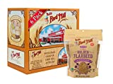Bob's Red Mill Raw Whole Golden Flaxseed, 13-ounce (Pack of 6)