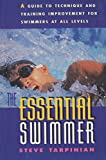 The Essential Swimmer, Steve Tarpinian, 1558213864