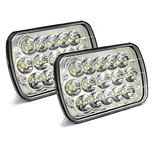 7x6 led halo headlights - 7