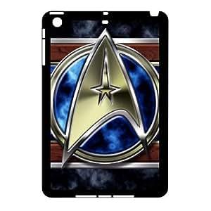 YUAHS(TM) Custom 3D Cover Case for Ipad Mini with star trek logo YAS947569