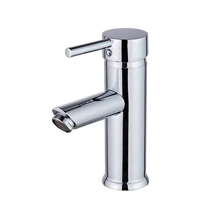 Amazon.com: Beati Grifo moderno para lavabo de baño con un ...