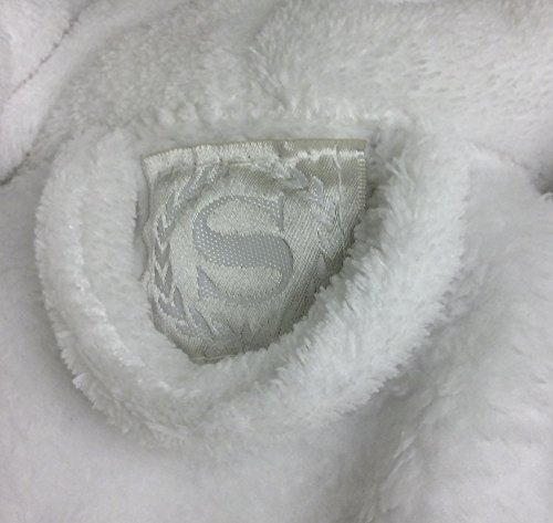 b01f172f5a White Microfiber Plush Bathrobe featured in Sheraton Hotels and Resorts