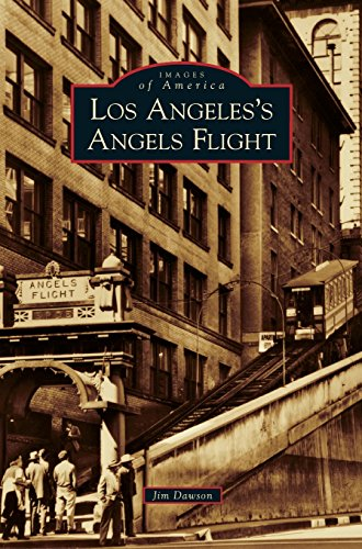 Angeles Angels Photograph Los (Los Angeles's Angels Flight)