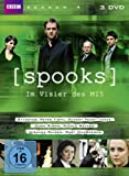 Spooks - Im Visier des MI5 (Season 4) [3 DVDs]