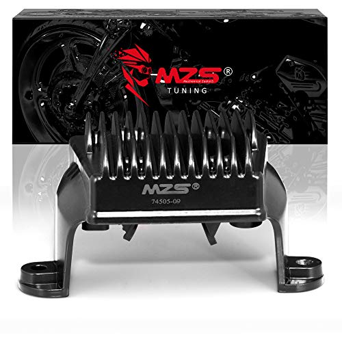 (MZS 74505-09 Regulator Rectifier Voltage Upgraded fit for 09-15 Touring Models Electra Road Street Glide King Ultra Class 74505-09A 7450509 7450509A)