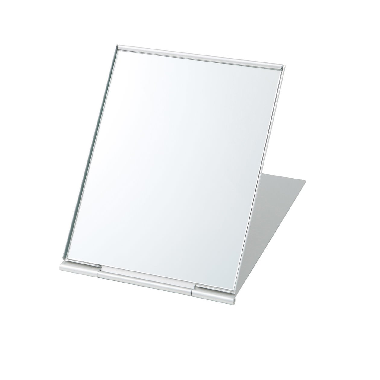 Amazon Com Muji Folding Compact Mirror M Size Beauty