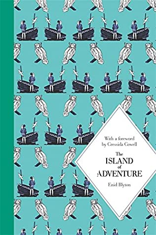 book cover of The Island of Adventure