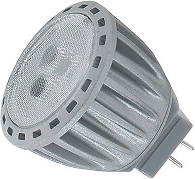 Lumira LED SMD Spot Leuchte GU4 MR11 Aluminium 2,5 Watt warmweiß Kaltweiß B-Ware