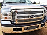 07 super duty billet grill - F65799A Aluminum Billet Grille Grill Insert for 05-07 Ford F250/F350 Super Duty/Excursion