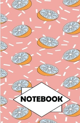 Notebook: Dot-Grid,Graph,Lined,Blank Paper : Pink : Small Pocket diary 110 pages, 5.5
