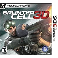 TOM CLANCYS SPLINTER CELL 3D - 3DS