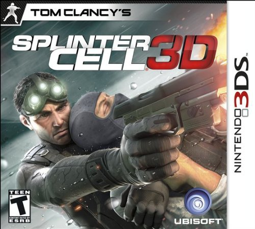 Best splinter cell 3ds for 2019