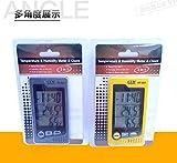 YARUIFANSEN CEM DT-322 desktop temperature and humidity table desk air temperature hygrometer