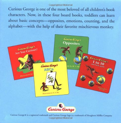 Curious George's Box of Books by HMH Books (Image #2)
