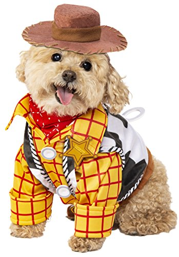 Disney: Toy Story Woody Dog Halloween Costume