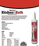 Red Devil 0405 Duraguard Kitchen & Bath Siliconized