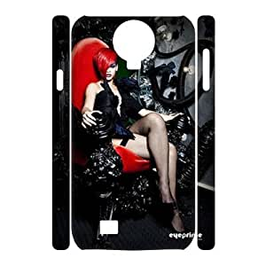 taoyix diy C-EUR Cell phone case Rihanna Hard 3D Case For Samsung Galaxy S4 i9500