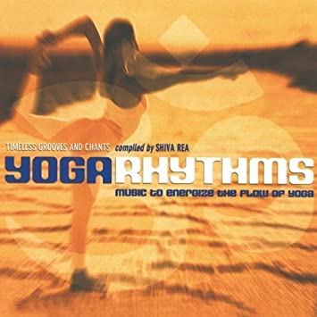 Yoga Rhythms by Shiva Rea by Rea, Shiva Audio CD: Shiva Rea ...
