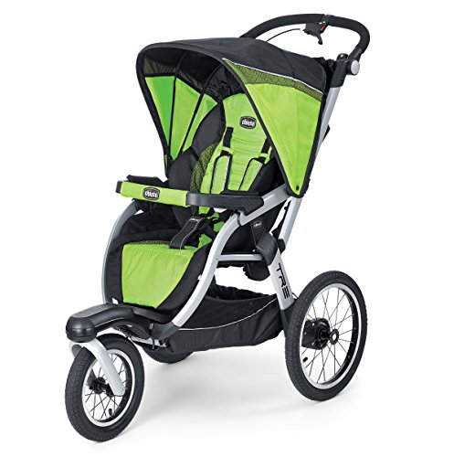 Bob All Terrain Jogging Stroller - 3