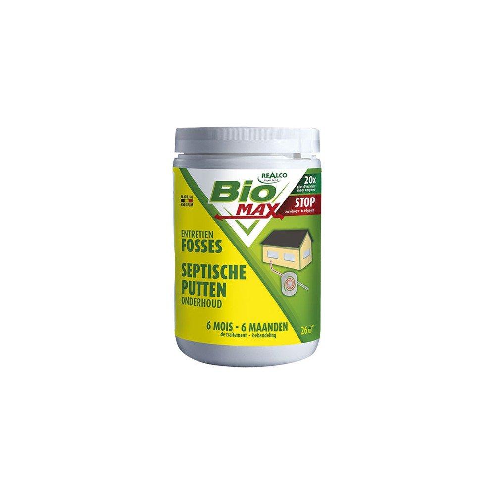 Productos de cuidado semanal enzimas tanque séptico: Amazon ...
