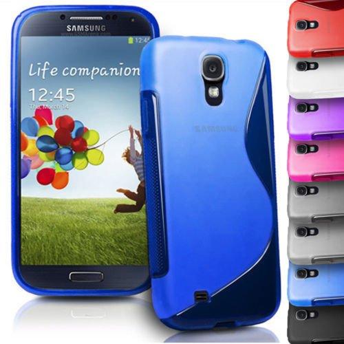 771 opinioni per Custodia protettiva morbida Sline BLU di Silicone TPU Case Cover per Samsung
