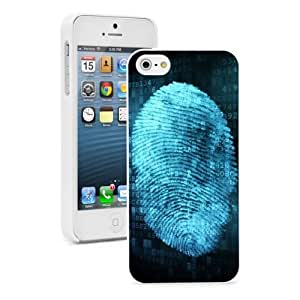 For Apple iPhone 4 4S Hard Case Cover Fingerprint Security Forensics