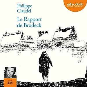 Le rapport de Brodeck Audiobook