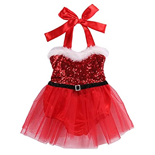 12month christmas dress amazoncom - 12 Month Christmas Dress
