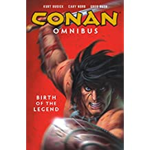 Conan Omnibus Volume 1: Birth of the Legend