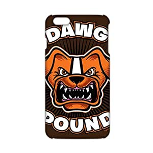 WWAN 2015 New Arrival cleveland browns logo 3D Phone Case for iphone 6 plus
