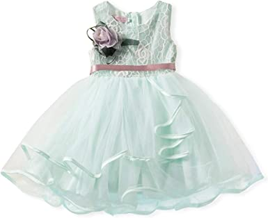 NWT Flower Girl Lilac Wedding Party Dress Size 2T 2