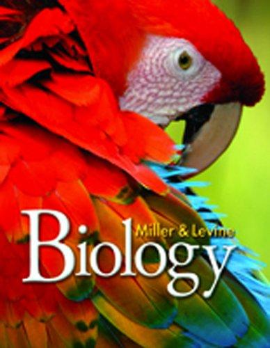 MILLER LEVINE BIOLOGY 2010 STUDY WORKBOOK A GRADE 9/10