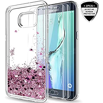 Amazon.com: Samsung Galaxy S6 edge+/Plus Case, AMASELL Full ...