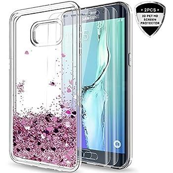 Amazon.com: Samsung Galaxy S6 edge+/Plus Case, AMASELL Full ...